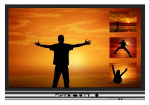 Images displayed in four different sizes for SEO optimization